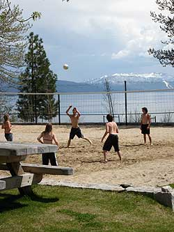 Volleyball Kings Beach